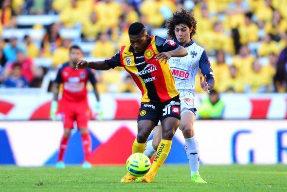 Con este resultado, la legión ecuatoriana de Leones Negros demostró ser...