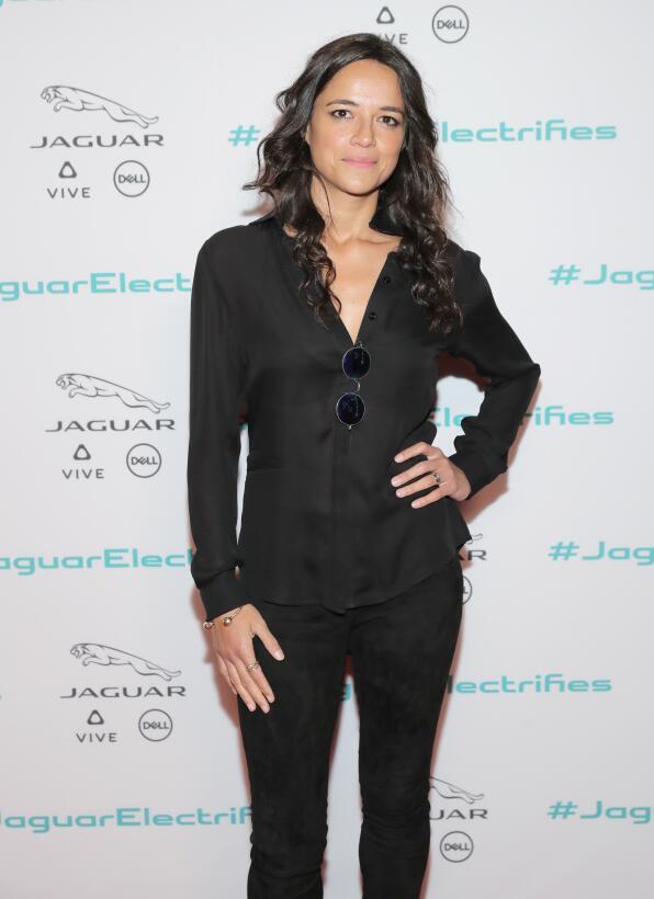 Michelle Rodríguez, la sensual 'boxeadora' de Hollywood GettyImages-6232...