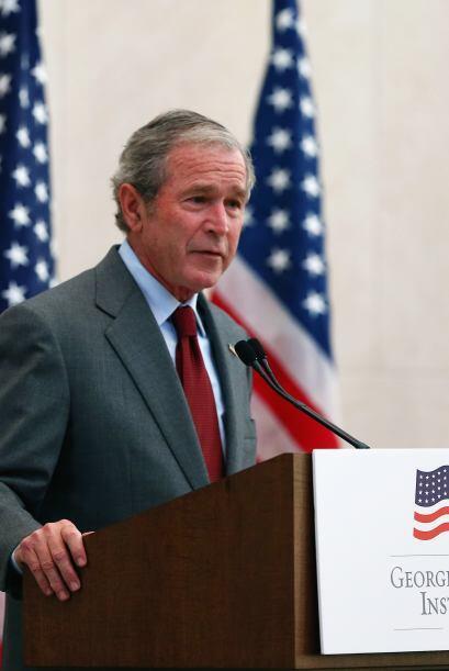 # 43- George W Bush. Mandato desde 20 de enero de 2001 y hasta 20 de ene...
