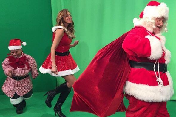 El Gordo Claus traía regalos para todos, excepto para lo que se habían p...
