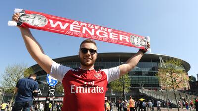 El francés dejará de ser técnico del Arsenal tras 22 años al mando.