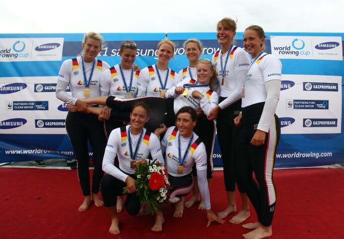 Nadja Drygalla (Atleta): la remera abandonó los Juegos Olímpicos de Lond...