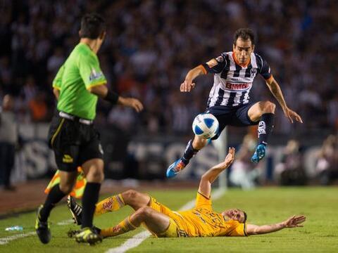 El 'Clásico Regio' entre los Tigres y los Rayados de Monterrey ha...
