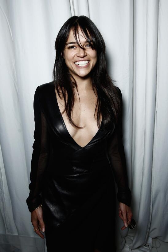 Michelle Rodríguez, la sensual 'boxeadora' de Hollywood GettyImages-4882...