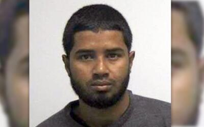 La imagen de Akayed Ullah, el sospechoso de haber intentado detonar un e...