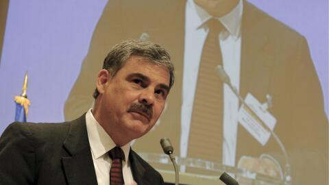 Fuentes Knight fue nombrado presidente de Oxfam en 2015. Ahora est&aacut...