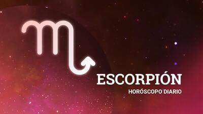 Horóscopos de Mizada | Escorpión 20 de septiembre