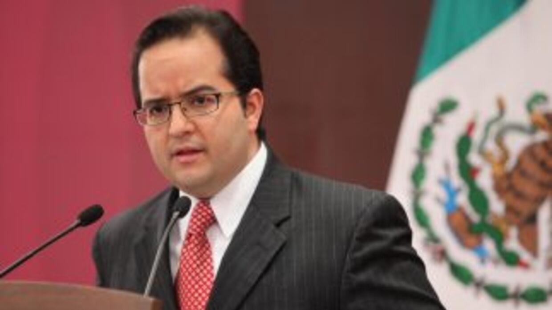 Alejandro Poiré, secretario técnico del Consejo de Seguridad Nacional.