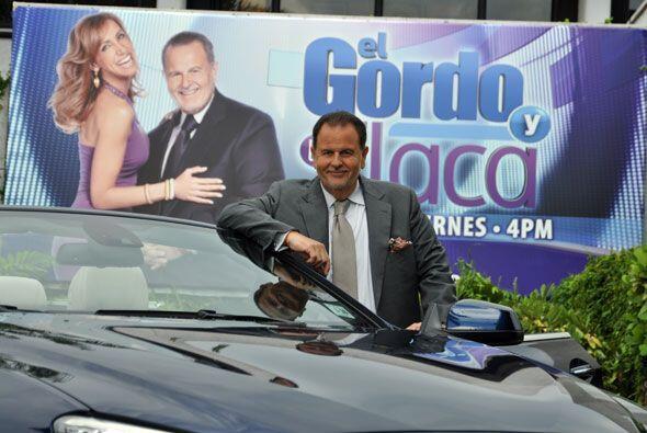 Sorprendimos a Raúl de Molina a la salida del estudio de El Gordo y La F...