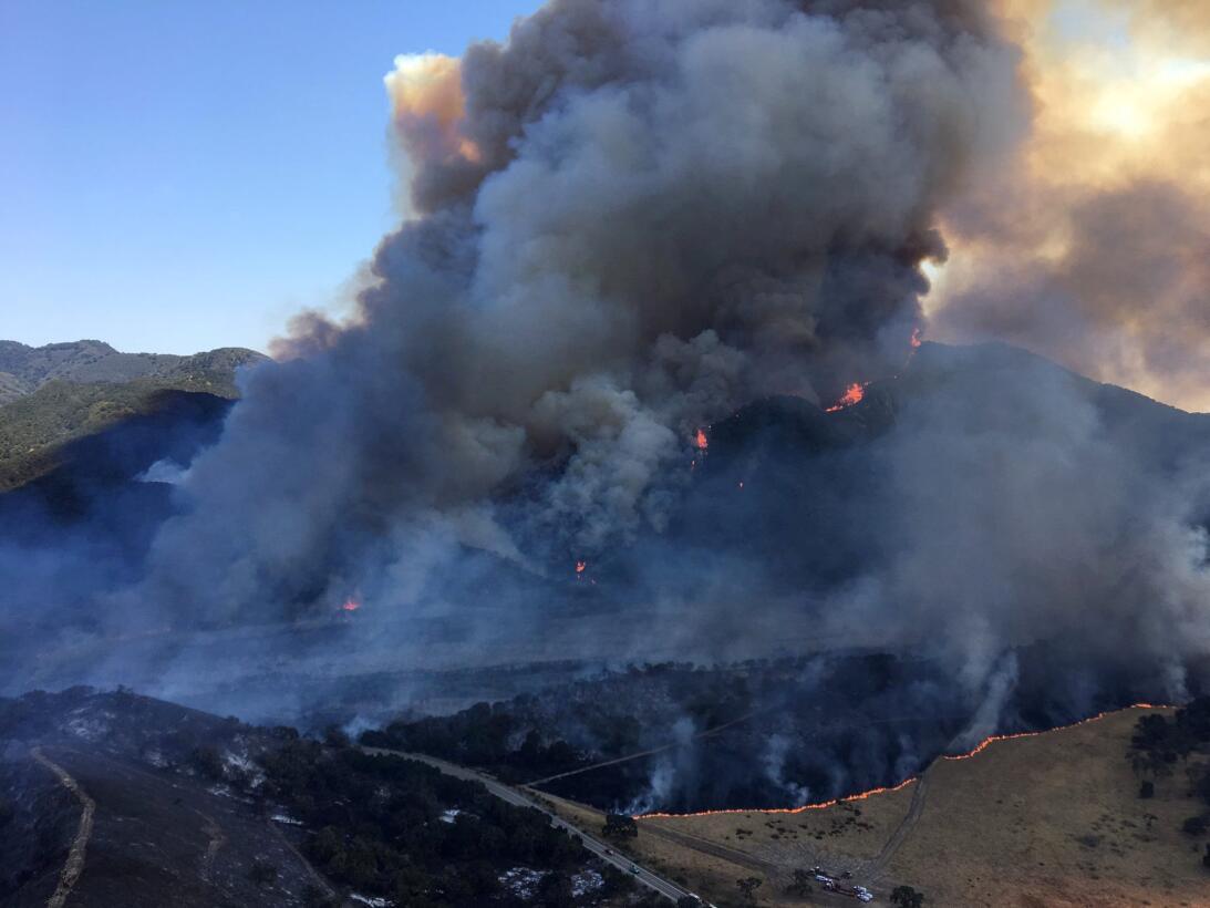 Fuego California
