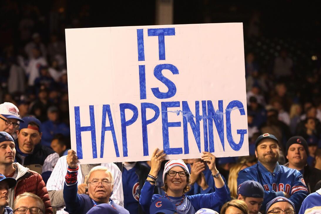 El camino de Chicago Cubs en su sequía de Serie Mundial GettyImages-6173...