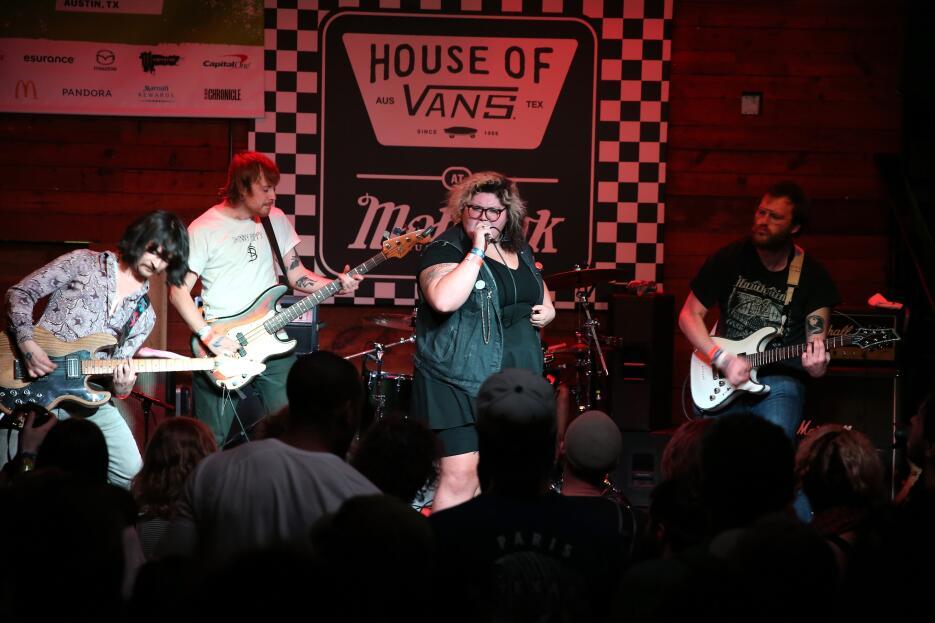 Decenas de bandas de todo el mundo se dieron cita en Austin esta semana...