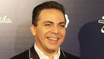 Cristian Castro no está seguro si el bebé es suyo