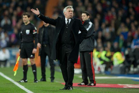 Carlo Ancelotti seguramente determinará de última hora quien será el sus...