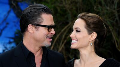 Angelina Jolie se puso espléndida con el regalote que le dio a su Brad Pitt