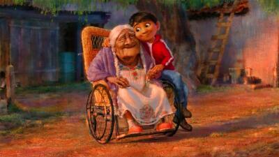 Coco, la nueva  película de Disney Pixar basada en el Día de Muertos.