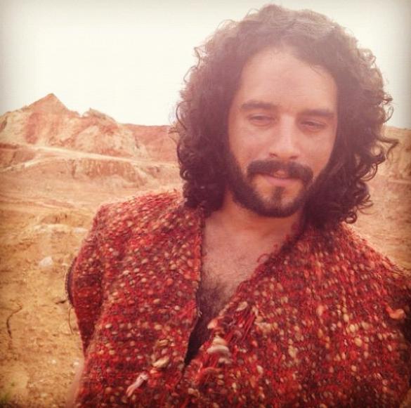 José de Egipto, las mejores fotos detrás de cámaras | José de Egipto jos...