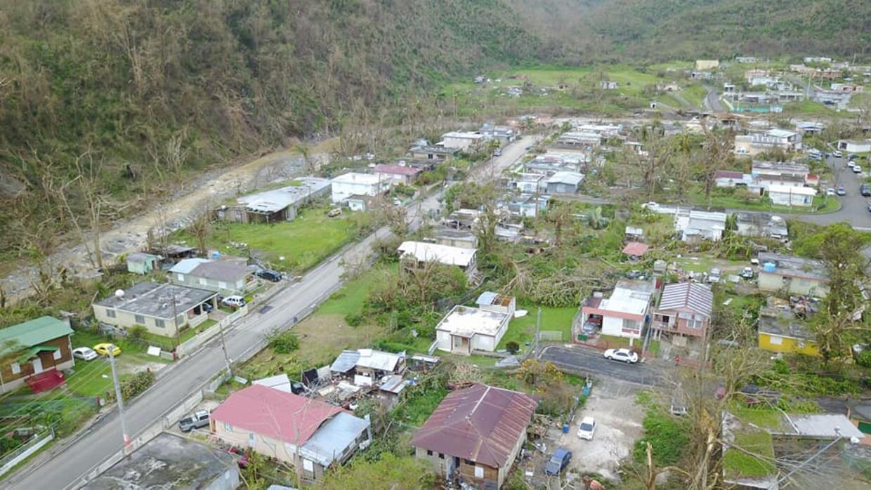 Juana d az puerto rico despu s del hurac n mar a - Puerto rico huracan maria ...