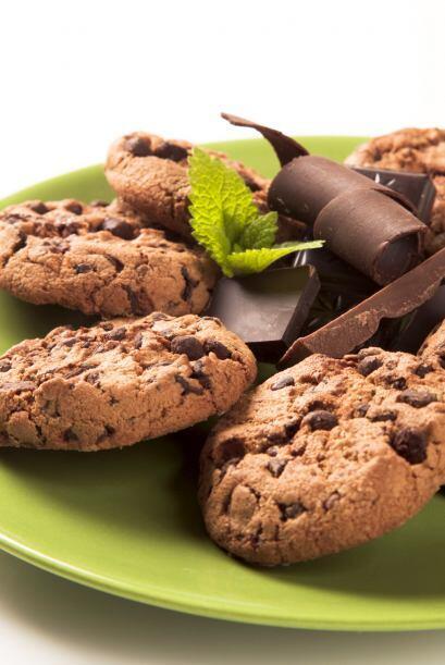 'Ice cream sandwich'. Hornea tus mejores 'chocolate chip cookies', pero...