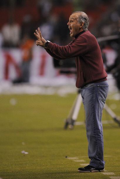 Alejandro Sabella, técnico de Estudiantes, es uno de los que se nombran...