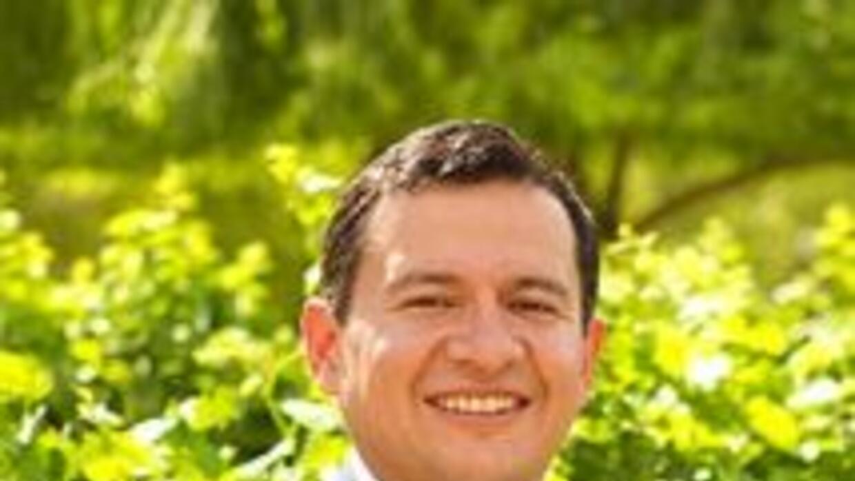 El mexicano Guillermo Castañeda.