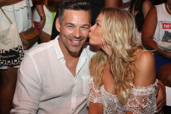 Y según los rumores, se enamoró de Eddie Cibrian cuando los dos estaban...
