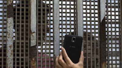 La idea de la aplicación para teléfonos móviles 'Bi...