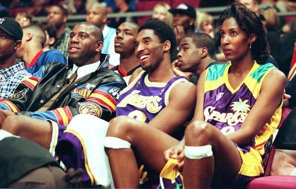 "Es hijo de Joe ""Jellybean"" Bryant, antiguo jugador de Philadelphia 76ers..."