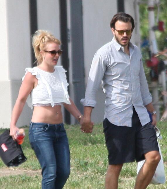 Britney y Charlie