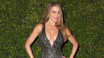 """La actriz colombiana es una mujer """"intimidante""""."""