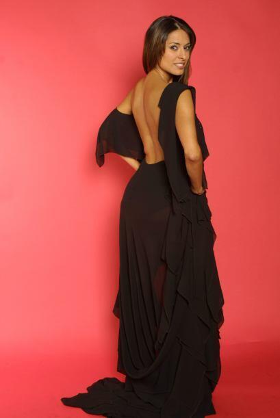 En 2002 cautivó al público con sus atributos y fue ganadora del show Big...
