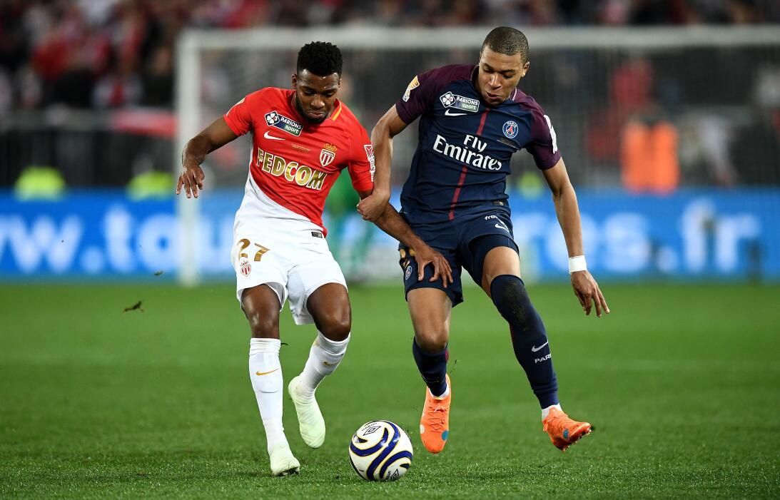 15 de abril - PSG Vs. Mónaco (Ligue 1)