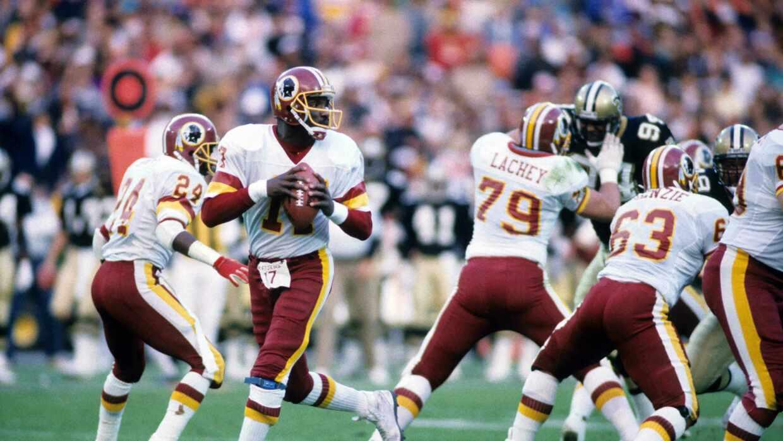 Doug Williams en los Washington Redskins