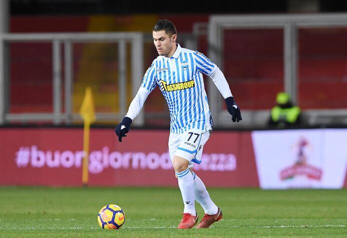 6. Federico Viviani - Goles: 5 - Oportunidades: 30 - Porcentaje de éxito...