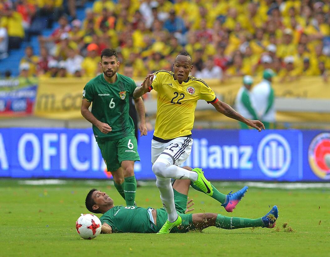 Luis Quiñones (Colombia), de Tigres U.A.N.L., en su debut oficial con la...
