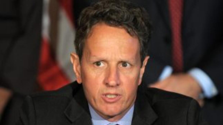 Tim Geithner dejará grandes retos para el próximo secretario del Tesoro...