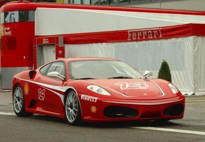 El Challenge será el coche oficial del Ferrari Challenge of North America.