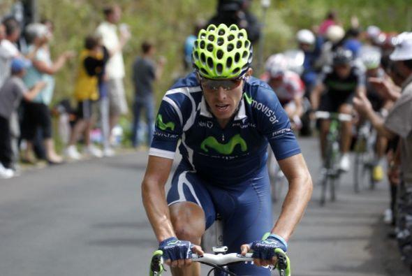 Rui Costa tiene 24 años y es del equipo Movistar. Esta fue su primera et...