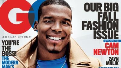 Estrellas NFL en portadas de revistas