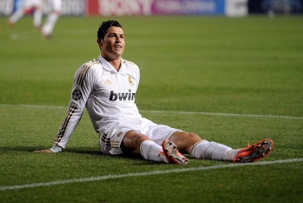 Pero eso no significó que el gol apareciera tan pronto. Cristiano Ronald...