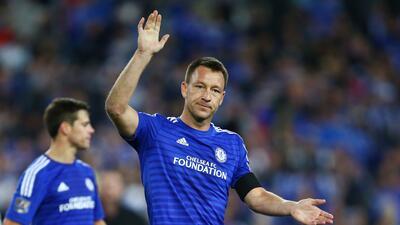 John Terry cederá para siempre la cinta de capitán del Chelsea tras 22 años de 'blue'