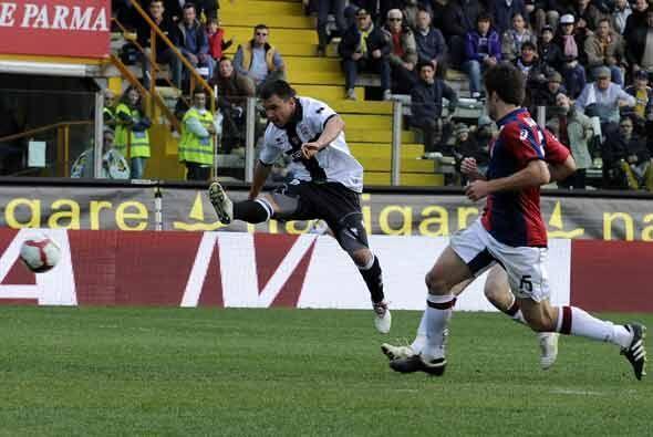 Parma y Génova tuvieron un encuentro lleno de anotaciones.
