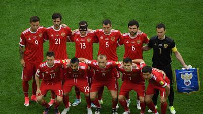 Rusia y sus 23 convocados de lista definitiva para hacer historia como anfitrión