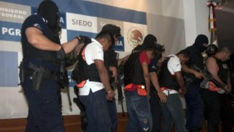 El 50 por ciento de los narcotraficantes detenidos vinculados al negocio...