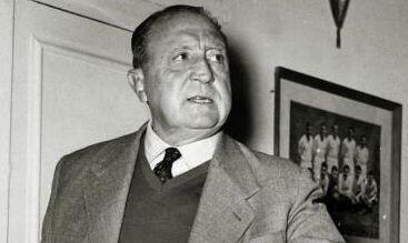 Bernabéu dirigió el club entre 1943 y 1978. Bajo su mandato se construyó...
