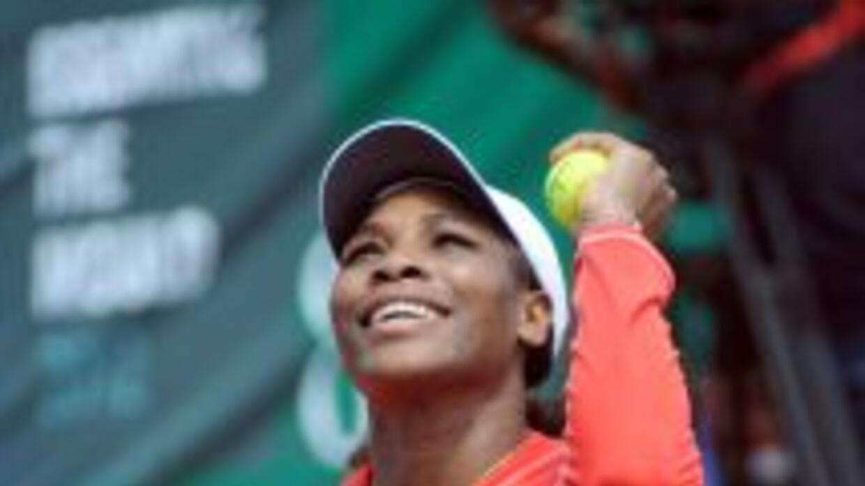 Serena Williams elegida la major tenista del 2012.