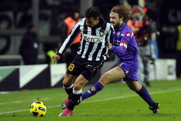El resultado final fue 1 a 1 y la 'Juve' se alejó del puntero ( el Milan).