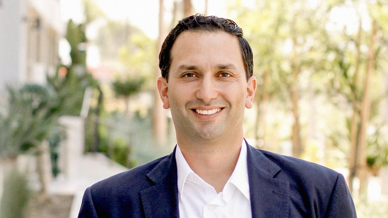 Sam Jammal, candidato al Congreso por el Distrito 39 de California.
