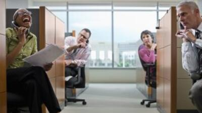 Los espacios de trabajo reducidos implican que muchas veces tendremos qu...