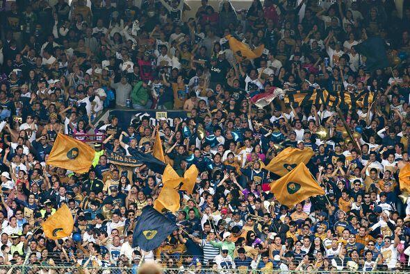 En total, a lo largo del Apertura 2014 se jugarán 167 encuentros...